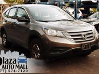 Recent Arrival! Certified. 2014 Honda CR-V LX Polished