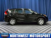 One Owner AWD SUV with Backup Camera!  Options:  All