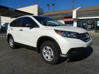 Options:  2014 Honda Cr-V Lx Is Offered To You For Sale