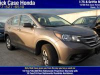 Options:  2014 Honda Cr-V Lx / V4 2.4 L Automatic 0