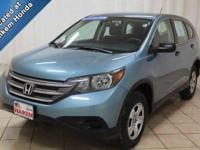 This 2014 Honda CR-V is a great looking vehicle with