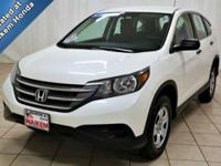 This low mileage 2014 Honda CR-V has 7-year, 100,000