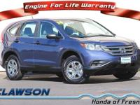 CARFAX 1-Owner, GREAT MILES 36,972! EPA 30 MPG Hwy/22
