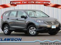 CARFAX 1-Owner. EPA 30 MPG Hwy/22 MPG City! LX trim,