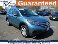 RECENT MADISON HONDA TRADE. CR-V LX and AWD. What a