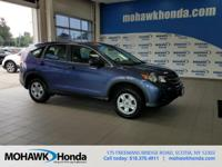 Recent Arrival! This 2014 Honda CR-V LX in Twilight