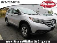 Check out this 2014 Honda CR-V LX. Its Automatic