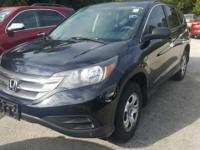 This 2014 Honda CR-V LX is proudly offered by Nissan of