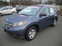 This 2014 Honda CR-V LX is offered to you for sale by