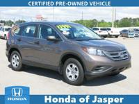 Options:  2014 Honda Cr-V 2Wd 5Dr Lx|Certified