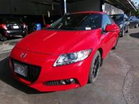 Check out this 2014 Honda CR-Z EX. Its Variable