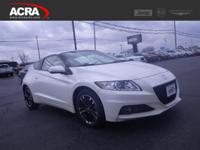 Used 2014 Honda CR-Z, stk # 17380, key features