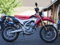 Make: Honda Year: 2014 Condition: Used 1400 miles,