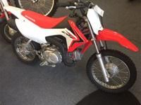 In addition the CRF110F showcases both a simple and