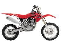 And the CRF150R is readily available in two variations