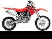 2014 Honda CRF150RBE ALMOST BRAND NEW ! Motorcycles