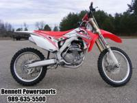 When it comes to sporty off road riding, the Honda