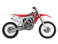 The Best Just Got Better. 2014 Honda CRF250R End of