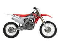Motorcycles Motocross 865 PSN. Put it all together and