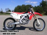 For Sale 2014 Honda CRF250R, this bike is like new and