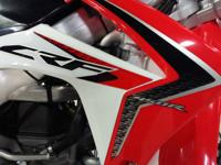 All in all the 2014 CRF450R takes the best and lightest