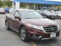 Check out this gently-used 2014 Honda Crosstour we