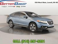 Options:  2014 Honda Crosstour 4Wd V6 5Dr Ex-L|4-Wheel