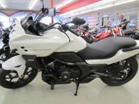 2014 Honda CTX700N Honda CTX700N White Meet your new