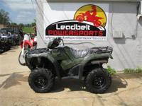 (573) 281-4257 ext.161 The TRX420 is a great 4-wheeler