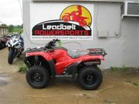 (573) 281-4257 ext.159 This 4-wheeler offers power