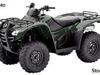 (573) 281-4257 ext.75 This 4-wheeler offers power