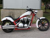 -LRB-918-RRB-235-6662 ext. 295. 2014 Honda FURY Chopper