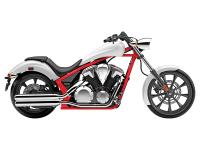 2014 Honda Fury (VT13CXE) Fury Furious. Not only is it