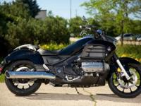 2014 HONDA GOLDWING VALKYRIE - GL1800CBike is brand