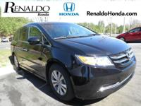 Just Reduced! 2014 Honda Odyssey EX   CARFAX One-Owner.