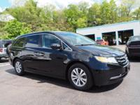 Recent Arrival! 2014 Honda Odyssey EX CARFAX One-Owner.