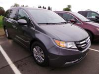 Check out this 2014 Honda Odyssey EX. Its Automatic