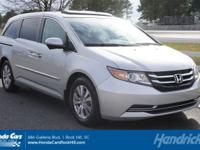 CARFAX 1-Owner, Honda Certified, Extra Clean. JUST