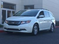 New Price! CARFAX One-Owner.  2014 Honda Odyssey EX-L