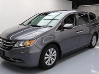 This awesome 2014 Honda Odyssey comes loaded with the