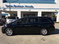 Options:  2014 Honda Odyssey Ex-L|Automatic|3.5L V6