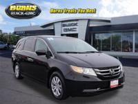 Looking for a clean, well-cared for 2014 Honda Odyssey?