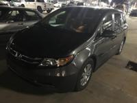 We are excited to offer this 2014 Honda Odyssey. How to