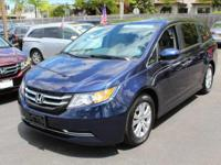 This 2014 Honda Odyssey EX-L is offered to you for sale