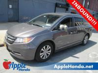 ACCIDENT FREE CARFAX, HONDA PRE OWNED CERTIFIED, LOW