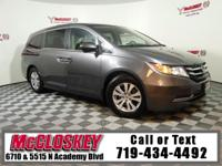 Gorgeous 2014 Honda Odyssey *One Owner* with Back up