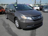 2014 Honda Odyssey WE FINANCE ALL TYPES OF CREDIT,