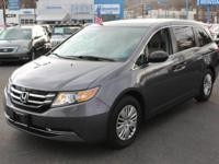 This 2014 Honda Odyssey LX is offered to you for sale