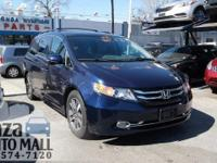 Recent Arrival! Certified. 2014 Honda Odyssey Touring