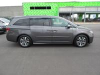 Look at this 2014 Honda Odyssey . Its Automatic